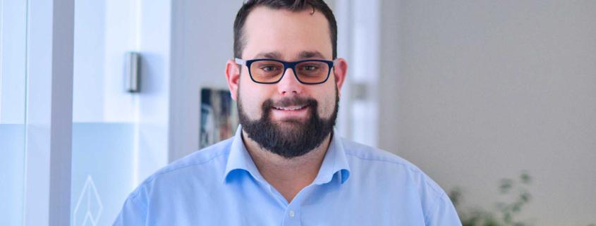 Michael Leibner, IT-Techniker, Mitarbeiter Cobotec - Bielefeld