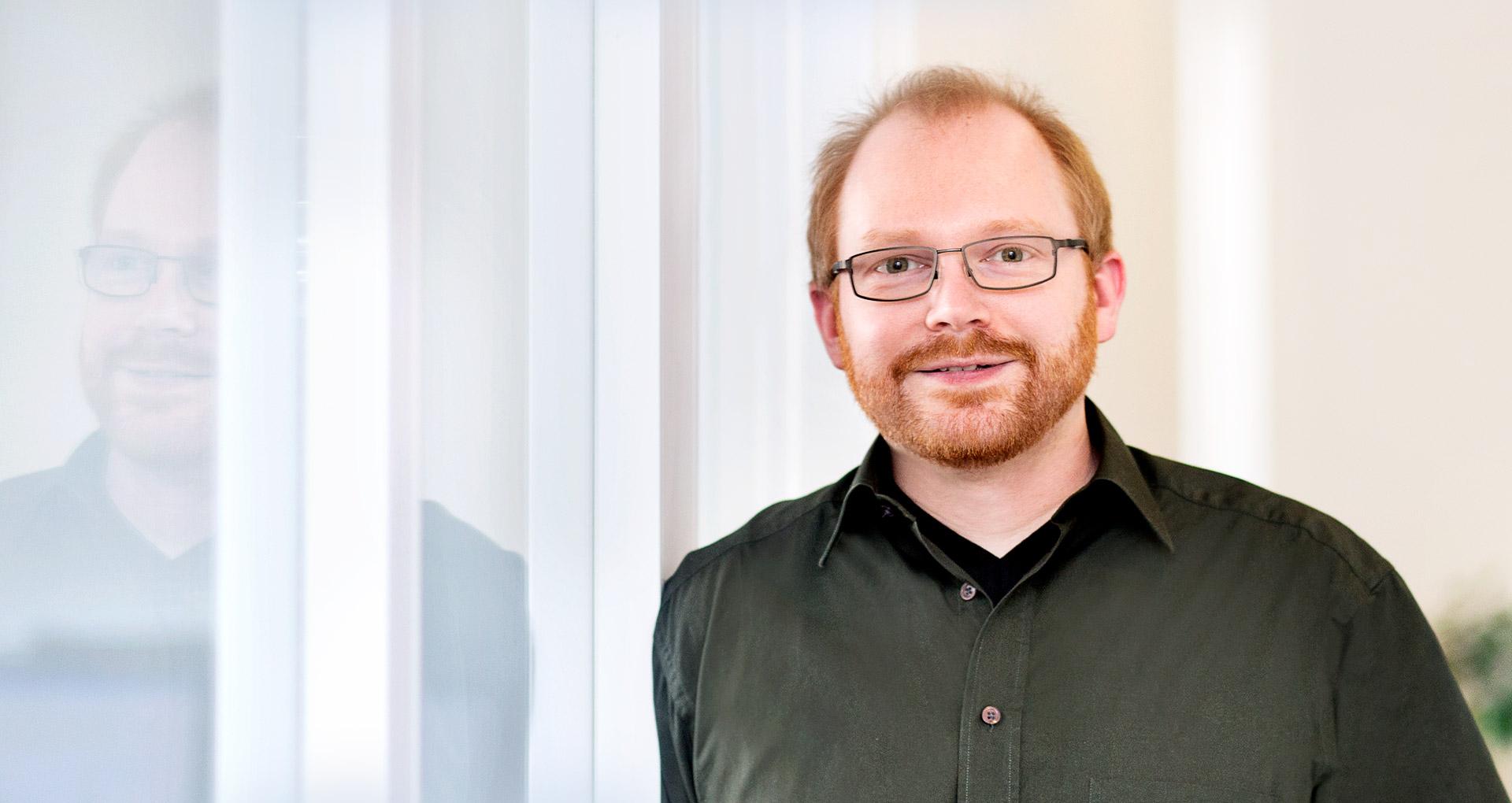 Daniel Müller, Senior Consultant, Mitarbeiter Cobotec - Bielefeld