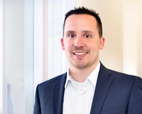Mario Techel, Geschäftsführer von Cobotec - Bielefeld