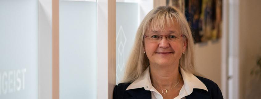 Gabriele Hellmich, Finanzbuchhaltung, Mitarbeiterin Cobotec - Bielefeld