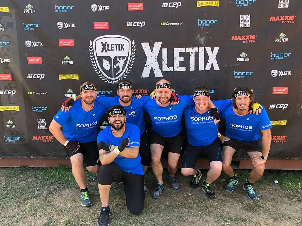 Xletix Team 1