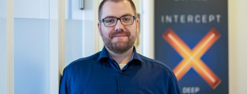 Sven Worthmann, Technikleiter, Cobotec - Bielefeld